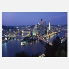 Skyline Pittsburgh PA