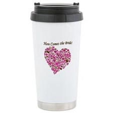 Here Comes The Bride Travel Mug