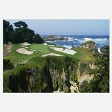 Golf course, Cypress Point Golf Course, Pebble Bea