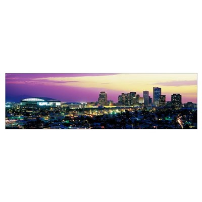 Phoenix AZ Canvas Art