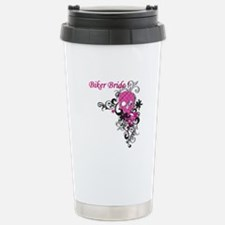 Biker Bride Travel Mug