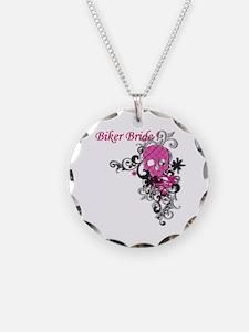 Biker Bride Necklace