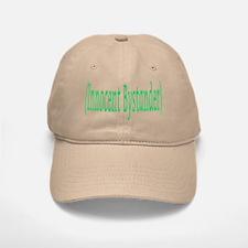 Innocent Bystander Baseball Baseball Cap