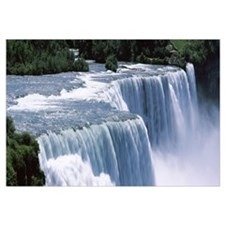 Waterfall, Niagara Falls, Niagara River, New York