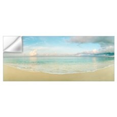Waves on the beach Seven Mile Beach Grand Cayman C Wall Decal