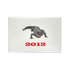 Newt in 2012 Rectangle Magnet