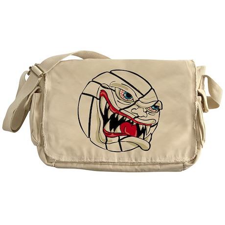 VICIOUS VOLLEYBALL {2} Messenger Bag