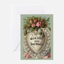 Cute Best wishes Greeting Card