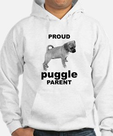 Unique Puggle owners Hoodie