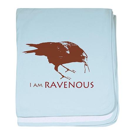 Ravenous baby blanket
