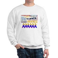 Powerful Bladder Cancer Sweatshirt
