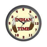 Indian time Wall Clocks