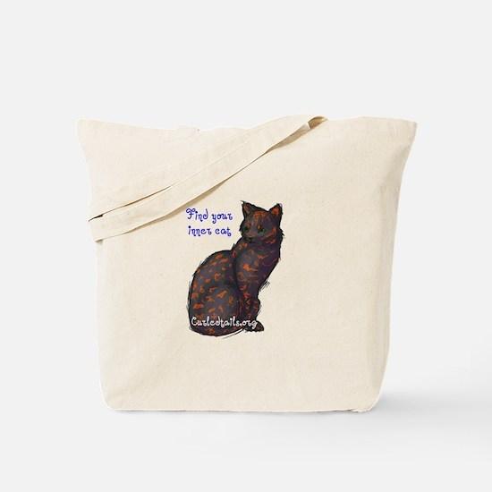 Cute Curl Tote Bag