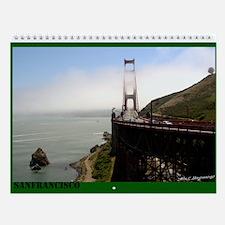 california Wall Calendar