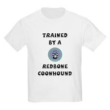 Redbone Coonhound Kids T-Shirt