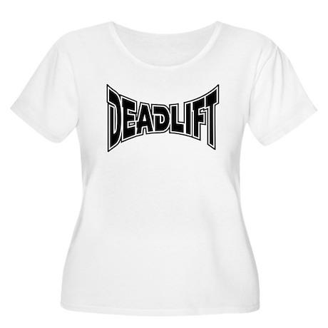 Deadlift! Women's Plus Size Scoop Neck T-Shirt