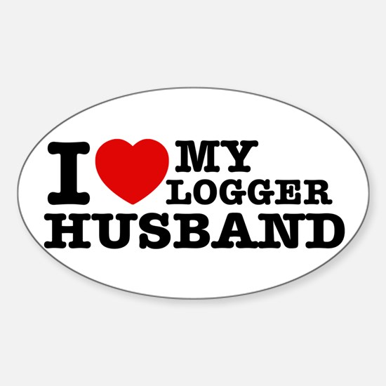 My Lover Was A Logger : Logger bumper stickers car decals more