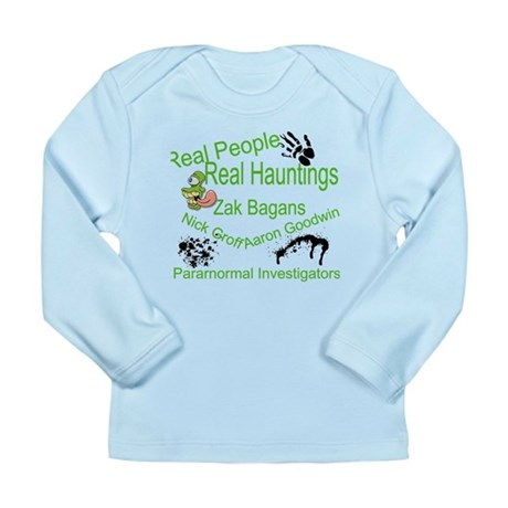 Ghost Adventures Long Sleeve Infant T-Shirt
