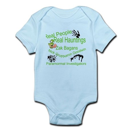 Ghost Adventures Infant Bodysuit