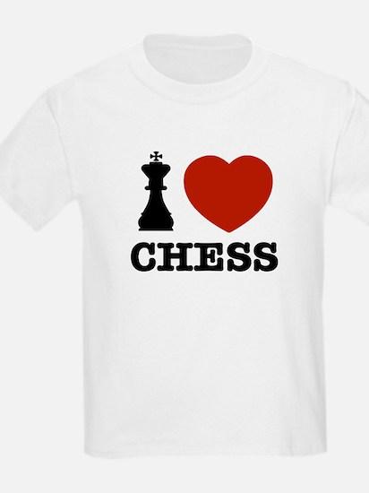 I love Chess T-Shirt