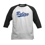 Retro Belize Kids Baseball Jersey