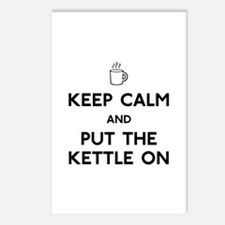 Keep Calm Postcards (Package of 8)