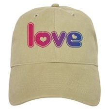 bisexual love Baseball Cap