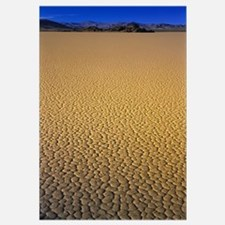 Mud Flat Death Valley CA