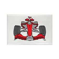 Formula 1 Rectangle Magnet