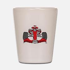 Formula 1 Shot Glass
