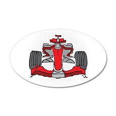 Formula 1 22x14 Oval Wall Peel