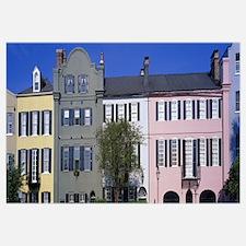 Rainbow Row Historic District Charleston SC