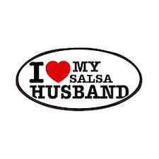 I love my Salsa Husband Patches