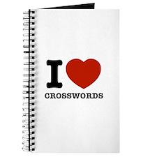 I love Crosswords Journal