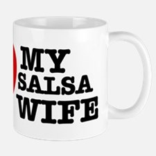 Salsa Wife Mug