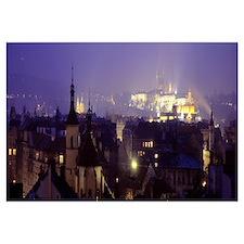 Hradcany Castle Prague Czech Republic