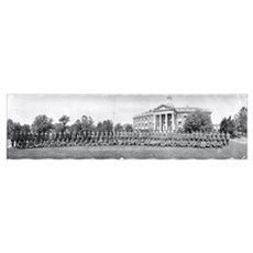 Walter Reed Army General Hospital Poster