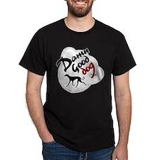 Sloughi Black T-Shirt