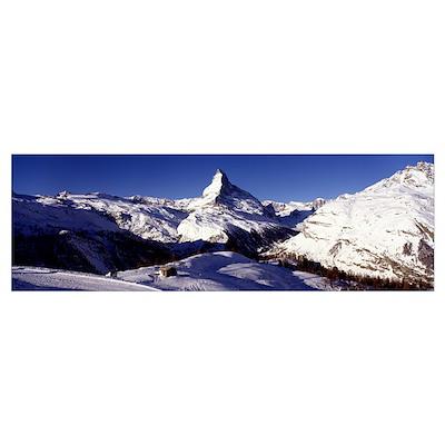 Switzerland, Zermatt, Matterhorn Poster