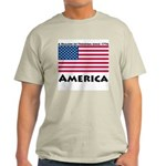 America Freedom Light T-Shirt