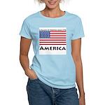 America Freedom Women's Light T-Shirt