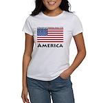 America Freedom Women's T-Shirt