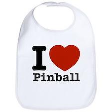 I love Pinball Bib