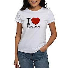 I love Stratego Tee