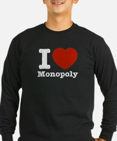 I love Monopoly T