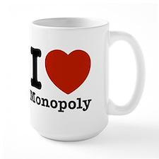 I love Monopoly Mug