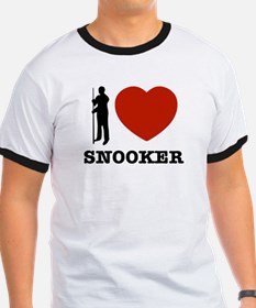 I love Snooker T