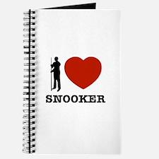 I love Snooker Journal