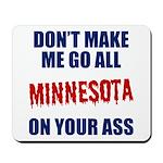 Minnesota Baseball Mousepad