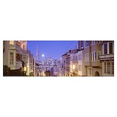 San Francisco CA Poster